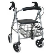 Drive Medical Rollator Gigo test